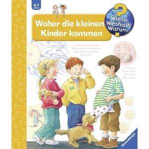 Woher die kleinen Kinder kommen Ravensburger Buchverlag