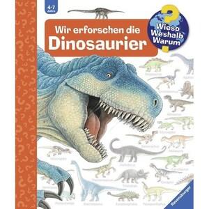 Wir erforschen die Dinosaurier Weinhold, Angela Ravensburger Verlag