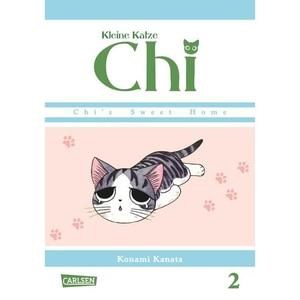 Kleine Katze Chi. Bd.2 Kanata, Konami Carlsen