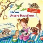 Hör mal: Unsere Haustiere, m. Soundeffekten Trapp, Kyrima Carlsen