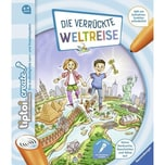 tiptoi® CREATE Die verrückte Weltreise Fuchser, Anna Ravensburger Verlag