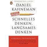 Schnelles Denken, langsames Denken Kahneman, Daniel Penguin Verlag München