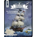 Escape Adventures - Von Schmugglern und Entdeckern Frenzel, Sebastian; Zimpfer, Simon Frech