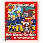 Feuerwehrmann Sam - Mein Wimmel-Suchbuch mit Feuerwehrmann Sam Panini Books