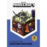 Minecraft - Handbuch für Nether und Ende Mojang Egmont SchneiderBuch