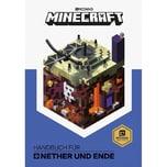 Minecraft - Handbuch für Nether und Ende Mojang Schneiderbuch