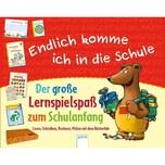 Endlich komme ich in die Schule. Der große Lernspielspaß zum Schulanfang Barnhusen, Friederike; Krapp, Christiane; Seidemann, Maria Arena