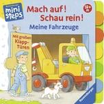 Mach auf! Schau rein! Meine Fahrzeuge Bliesener, Klaus Ravensburger Verlag