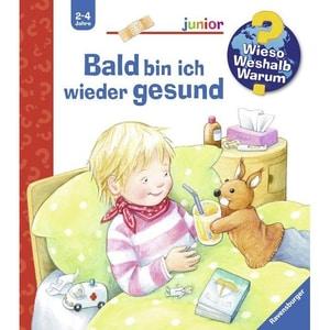 Bald bin ich wieder gesund Rübel, Doris Ravensburger Buchverlag