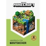 Minecraft - Handbuch für Entdecker Mojang Egmont SchneiderBuch