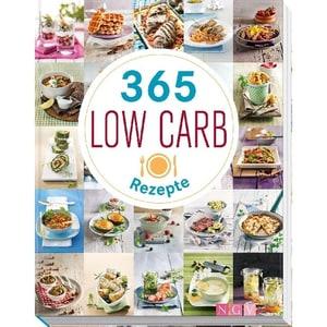 365 Low Carb Rezepte Naumann & Göbel