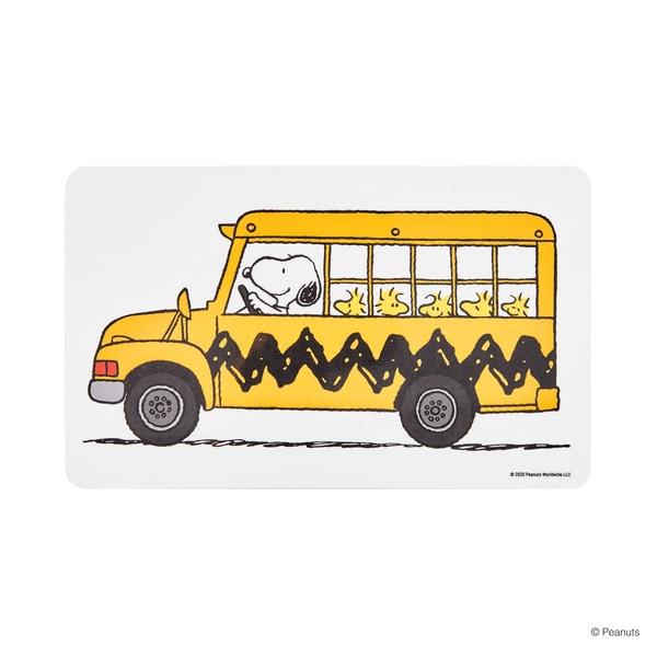 Butlers Peanuts Frühstücksbrettchen Bus