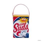 Butlers PEANUTS Waschpulverdose Suds rot-blau