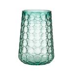 Butlers Beverly Vase Höhe 21 cm türkis