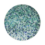 Butlers Sassolino Deko Mosaik Teller 38 cm