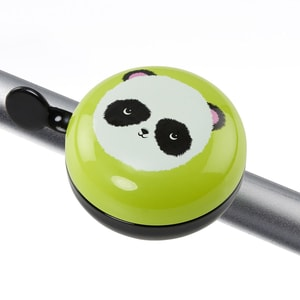 Butlers Ding Dong Fahrradklingel Panda hellgruen