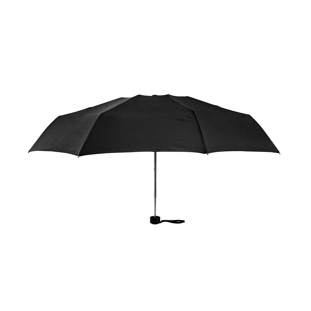 Butlers Rain Or Shine Taschenschirm schwarz