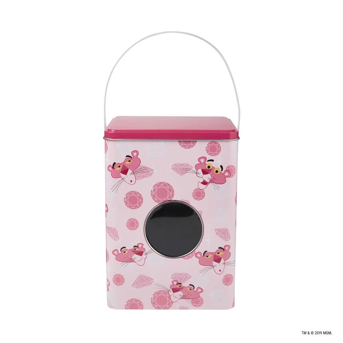 Butlers Pink Panther Waschpulverdose Allover