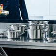 Butlers Soul Cooking Edelstahltopf Ø 24 cm silber