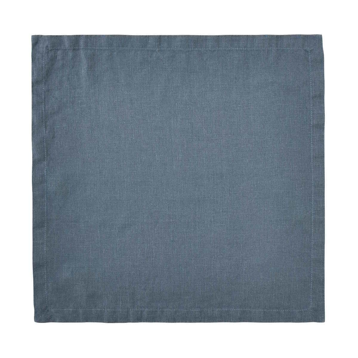 Butlers Riga Serviette 42x42 cm blau