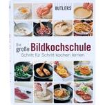 Butlers Kochbuch Butlers Bildkochschule bunt