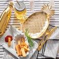 Butlers Besteck-Set Baronet matt gold 4-teilig