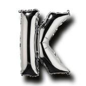 """Butlers UPPER CLASS Folienballon """"K"""""""