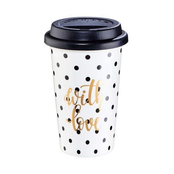 Butlers Coffee Deluxe Kaffeebecher To Go Love 400ml