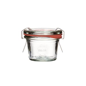 Butlers Weck Mini-Einmachglas 40ml transparent