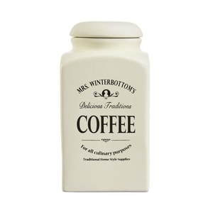 Butlers Mrs. Winterbottom's Kaffeedose 1,3 l creme