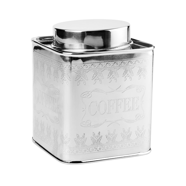 Butlers Miss Sophie Dose Coffee 1,2 l silber