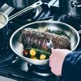 Butlers Soul Cooking Fleischgabel silber