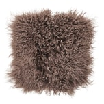 Butlers Tashi Lammfell Stuhlauflage 35x35 cm