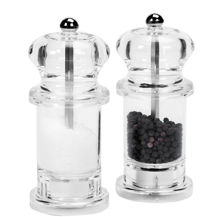 Butlers Spice Shuttle Salz- & Pfeffermühlenset