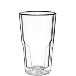 Butlers Hot & Cold Doppelwandiges Glas 350 ml transparent