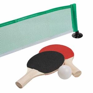Butlers Little Boris Kinder Tischtennis Set rot