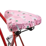 Butlers I Love My Bike Sattelbezug Alpaca rosa