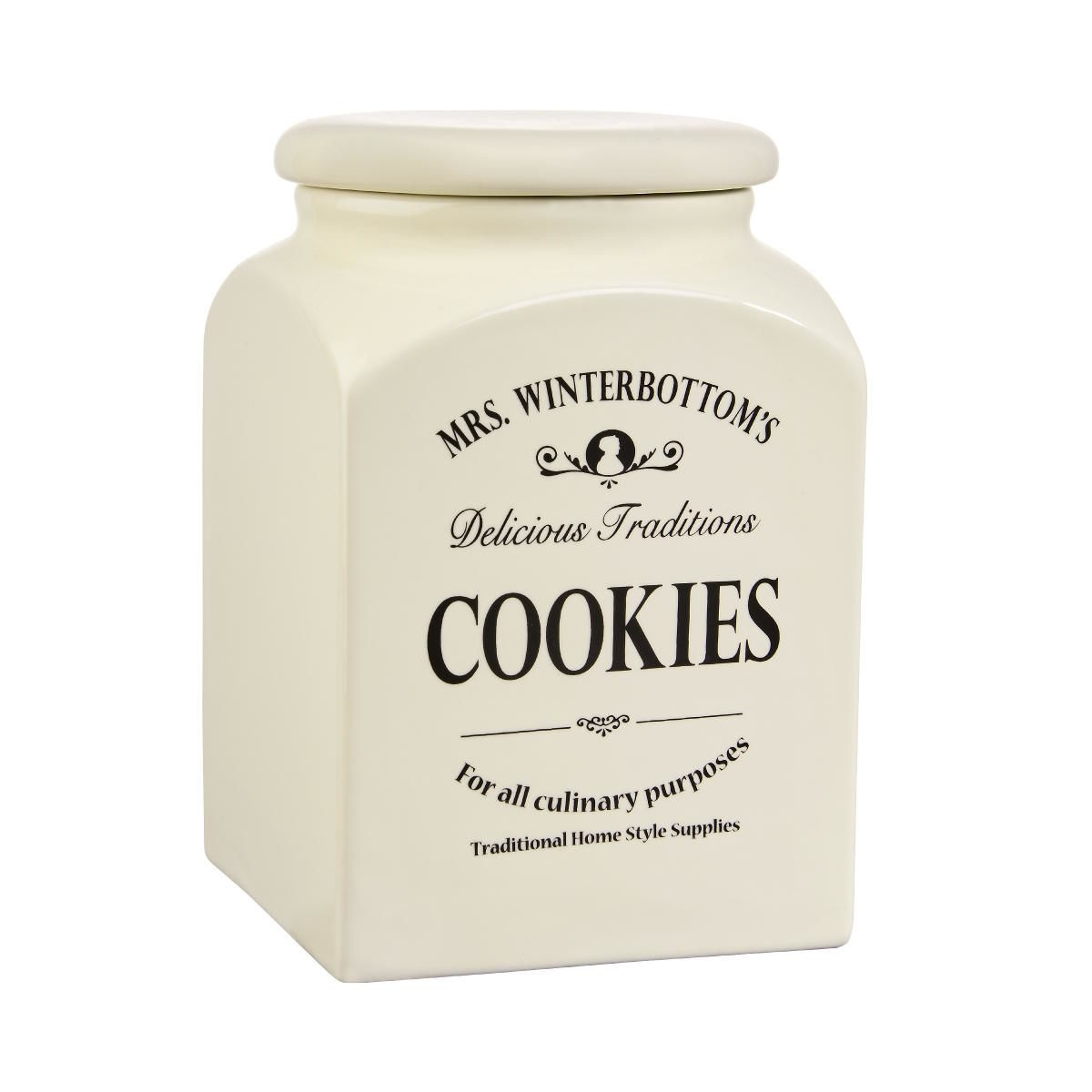 Butlers Mrs. Winterbottom's Plätzchendose 3 l creme