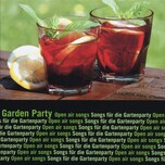 Butlers Garden Party CD Songs für die GartenParty bunt