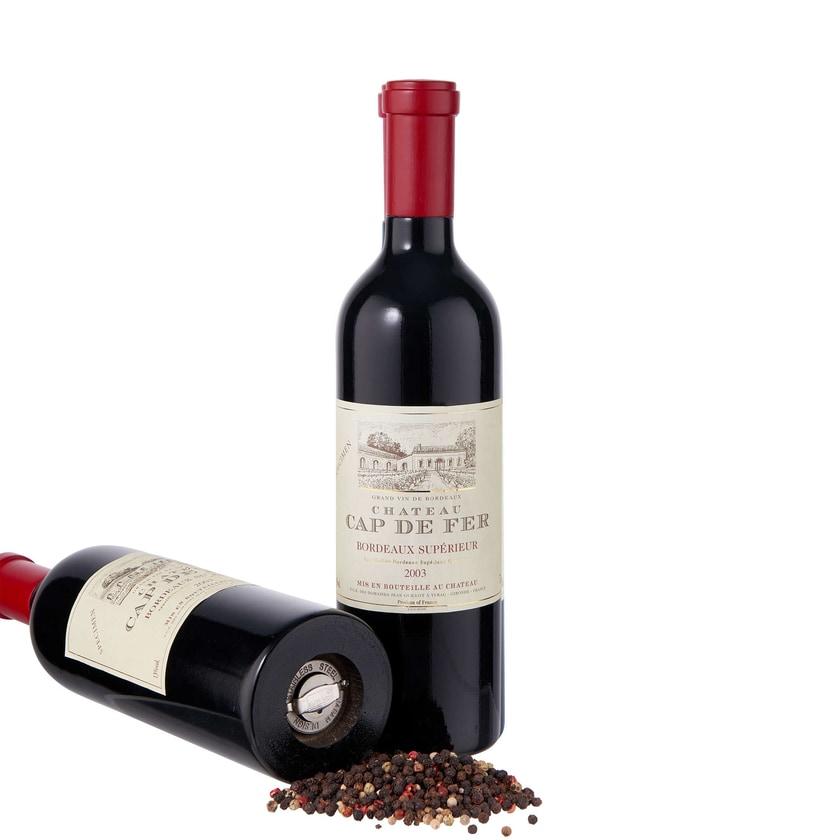 "Butlers Wine Pfeffermühle ""Rotweinflasche"""