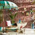 Butlers Oriental Lounge Sonnenschirm
