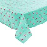 Butlers Waterproof Tischdecke Flamingo 110x140 cm mint