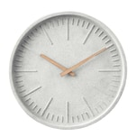 Butlers Wall Couture Wanduhr Beton-Look
