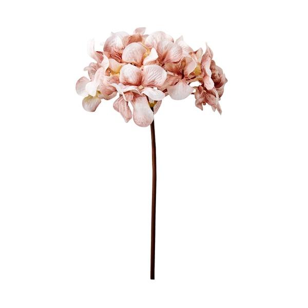 Butlers Wintergreen 4x Hortensie 77 cm Rosé