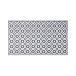 Butlers Colour Clash In- & Outdoor-Teppich Mosaik 150x90cm
