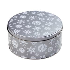 Butlers Cookie Jar Dose Schneeflocke Ø 16,7 cm silber