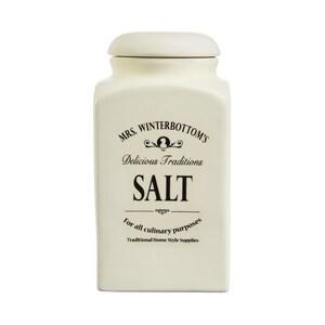 Butlers Mrs. Winterbottom's Salzdose 1,3 l creme