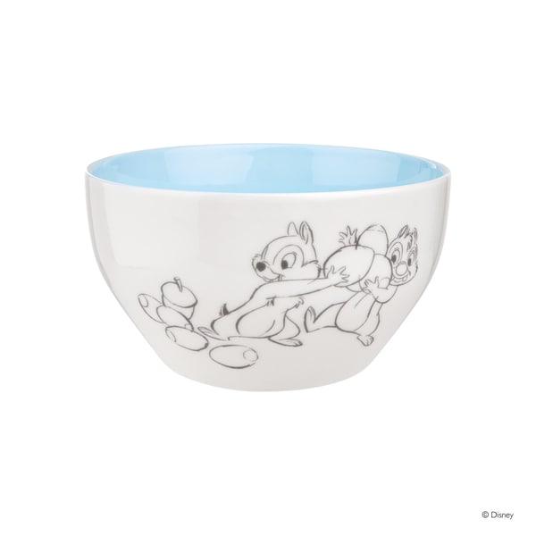 Butlers Disney Schale A- und B-Hörnchen Scribble 630ml