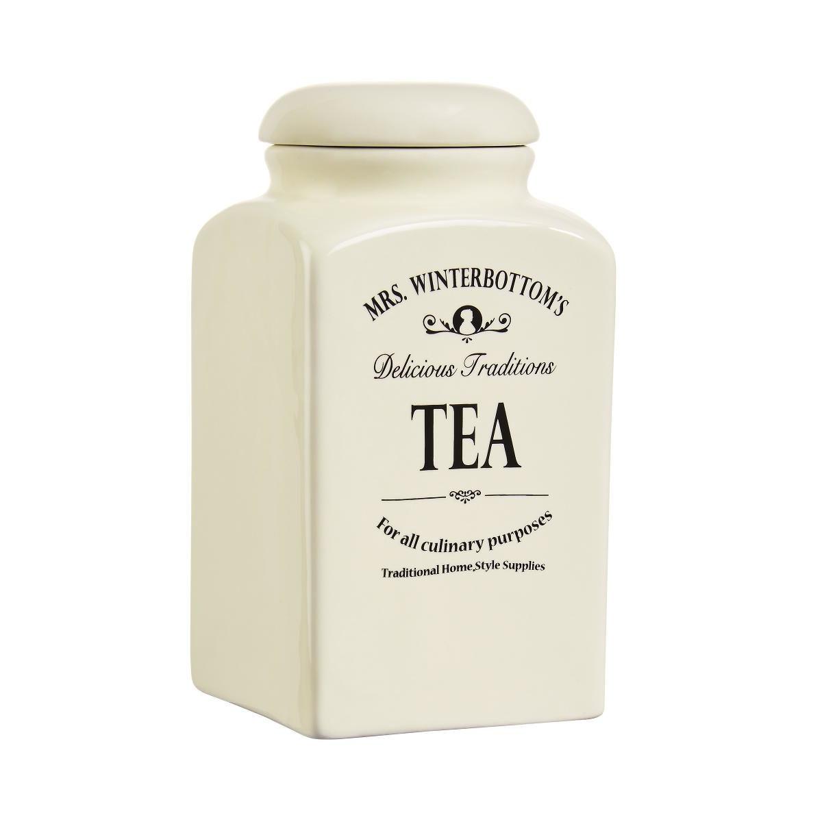 Butlers Mrs. Winterbottom's Teedose 1,3 l creme