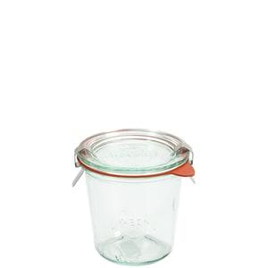 Butlers Weck Einkochglas Sturzform 580 ml transparent